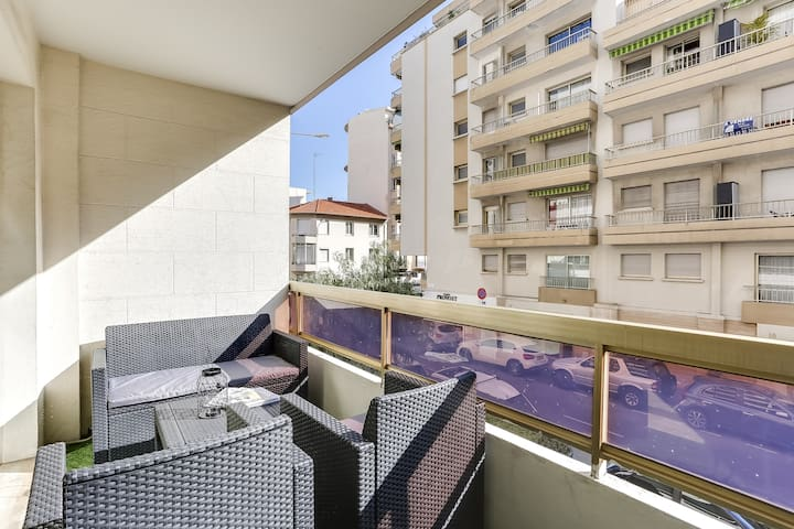 Perfectly located 1 Bedroom - Cannes - Wohnung