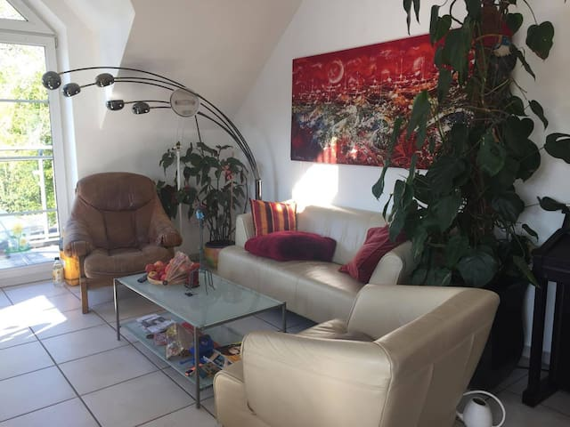 90m² Maisonette-Appartment nahe Koblenz - Vallendar - Appartement en résidence