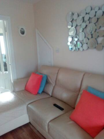 Bright single room - Bray - Huis