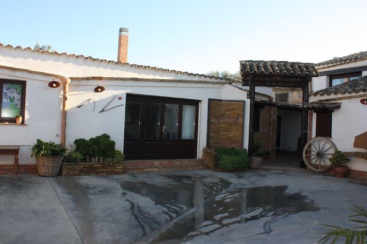 Turismo Rurale, Casa Gelsomino - Sciacca - Natur-Lodge