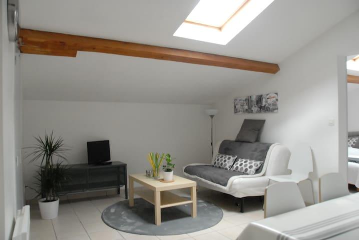 T2 calme moderne quartier Saint Martin du Touch - Toulouse - Appartement