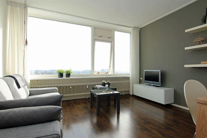 Appartement met Zwols Uitzicht - Zwolle - Departamento
