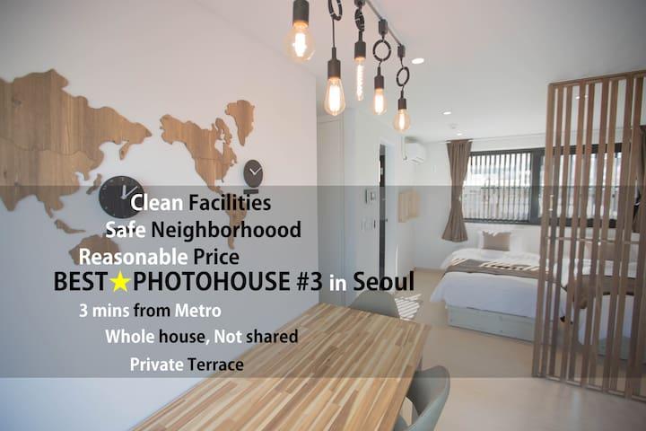 BEST★PHOTO HOUSE #3 - Mapo-gu