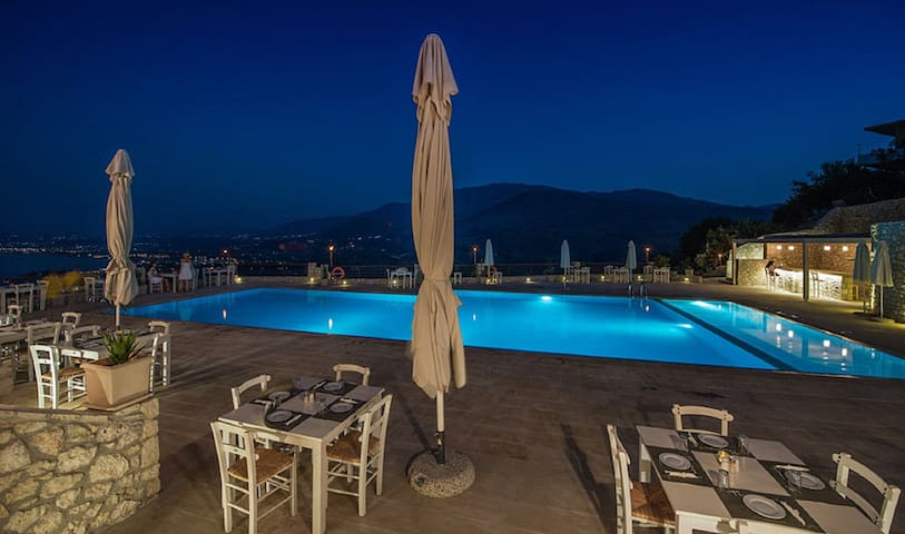 2 rooms with pool on Crete - Chania - Lyxvåning