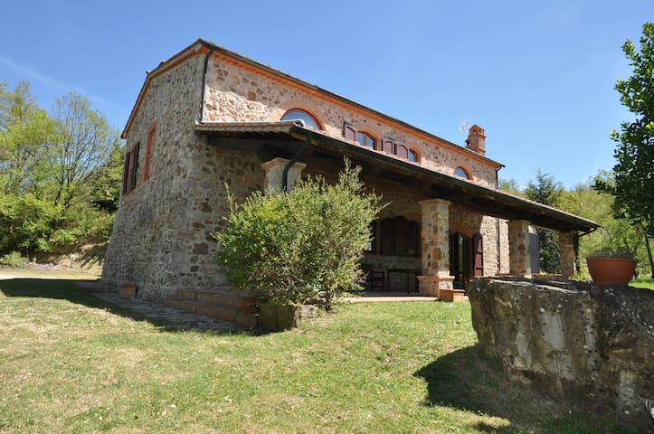 Typical Tuscany Country House - Massa Marittima - 別墅