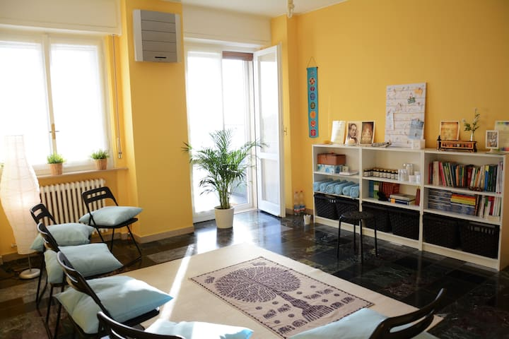 Safe and peaceful haven near Milan - San Donato Milanese - Квартира