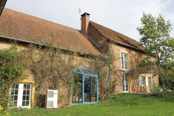 maison de la genette - La Clayette - Hus