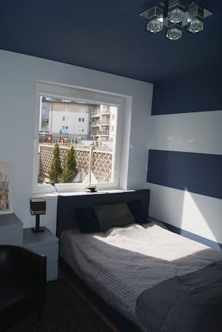 Marine Guest Room with Terrace - Gdańsk - Suíte de hóspedes