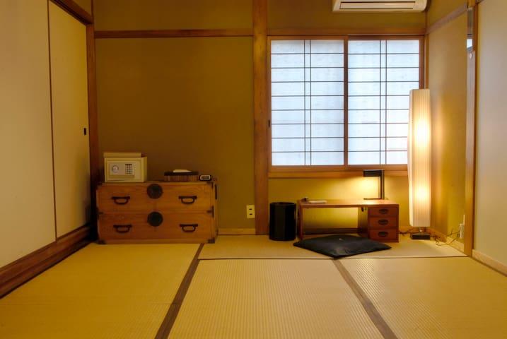 "room ""Asuka"" in Guesthouse Kotone - Oji-cho  - Villa"
