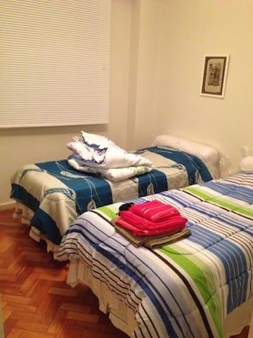Double room for rent in Arpoador! - Nova Iguaçu - Departamento