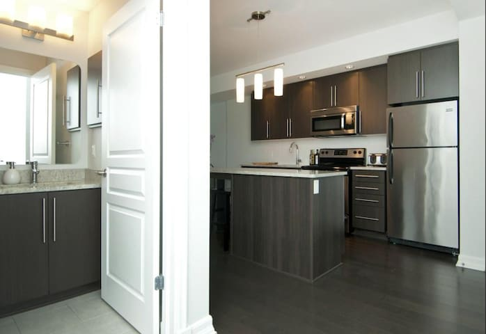 Stunning Penthouse in Heart of Canada - Ottawa - Daire