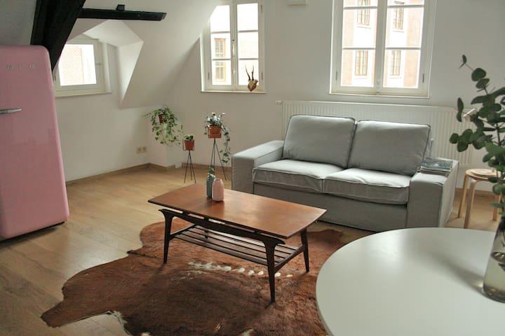 Apartment 1 min walk to Grand Place - Bruxelles - Leilighet