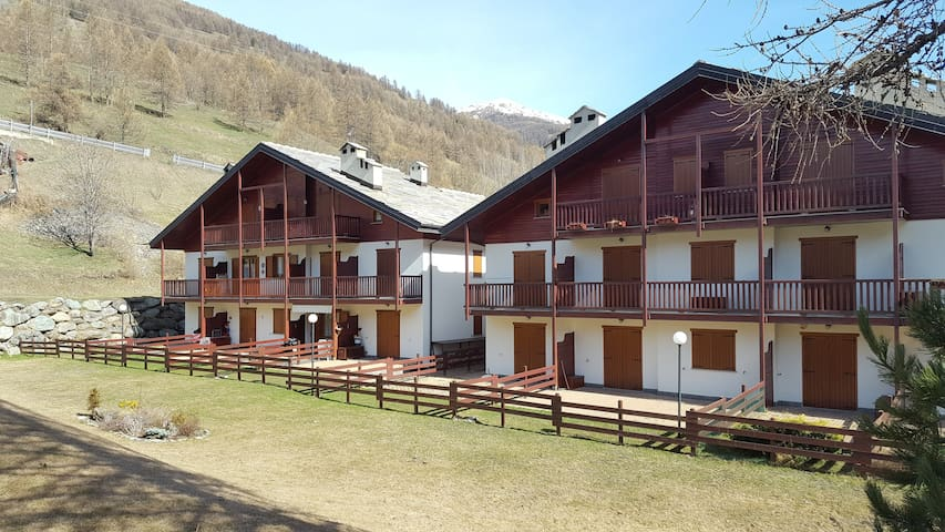 Large apartment near the center! - Pragelato-Ruà - Departamento