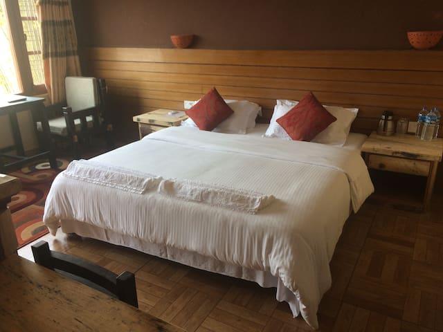 residency boutique hotel - Pokhara - Boetiekhotel