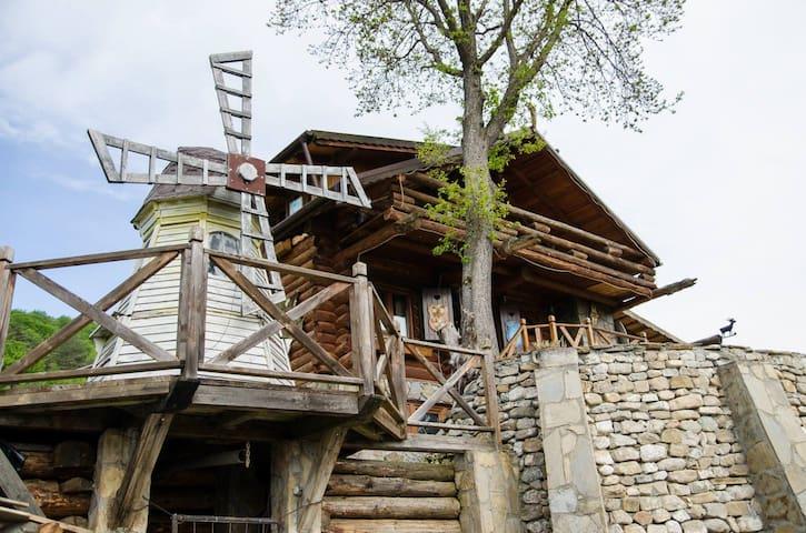 Putreda Cabain at Puntea Dilicii Complex - Râșnov - Kulübe