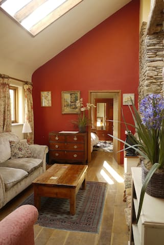 Salcombe Nr Beach Cottage free Wifi - South Huish - Apartemen