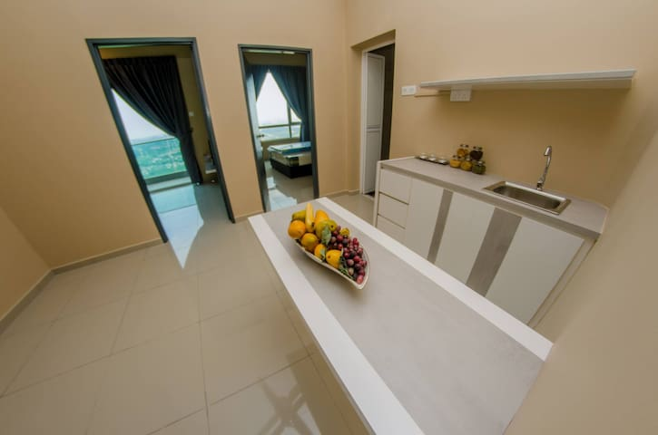 D'carlton Home Stay - Masai - Appartement