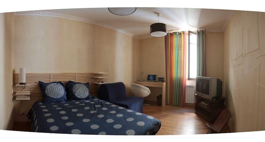 Apartment in ecological materials - Lodève - Daire
