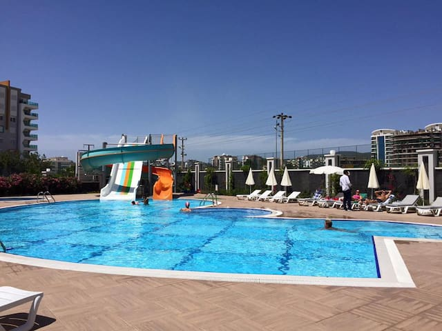 Emerald Towers comfortable apartment for 5 guests - Alanya - Appartement