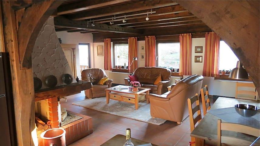 Urlaub im Ferienhaus Eggetal - Horn-Bad Meinberg - Departamento