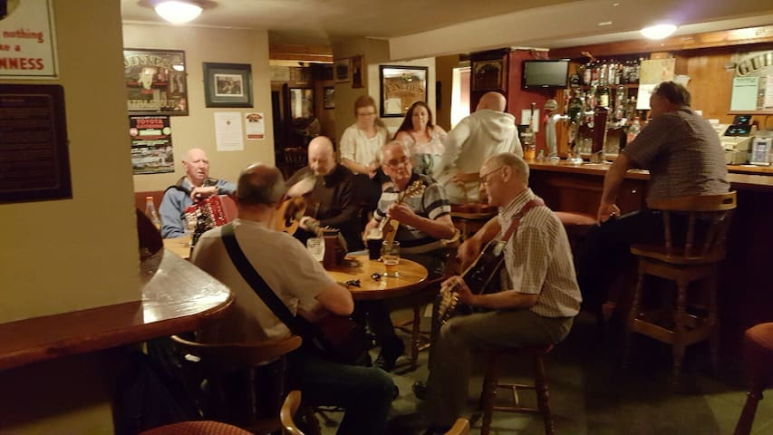 village pub,  get a chance to pull your own pint, - Carrick-On-Suir - Outros