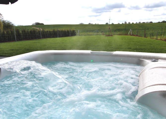 Luxus-Ferienwohnung ENJOY (WE 2) in der Villa Grande - Göhren-Lebbin - Lägenhet