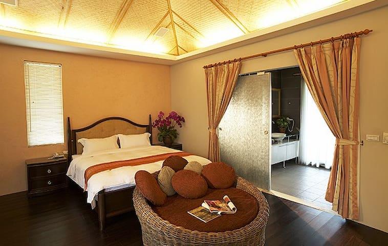 景緻客房(4人房) Deluxe Suite(4 guests)  - Checheng Township