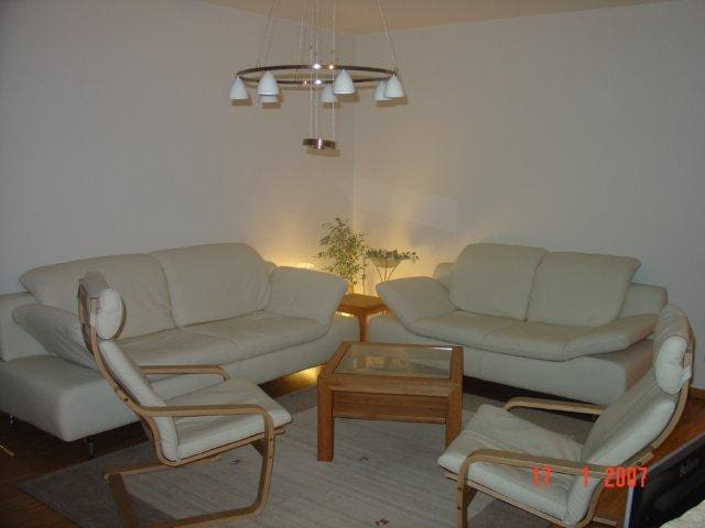 3 room flat on lake near Munich - Poing - Apartamento