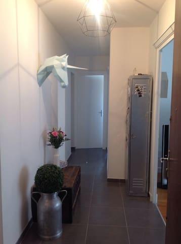 Bel appartement au cœur de Vichy - Vichy - Apartament