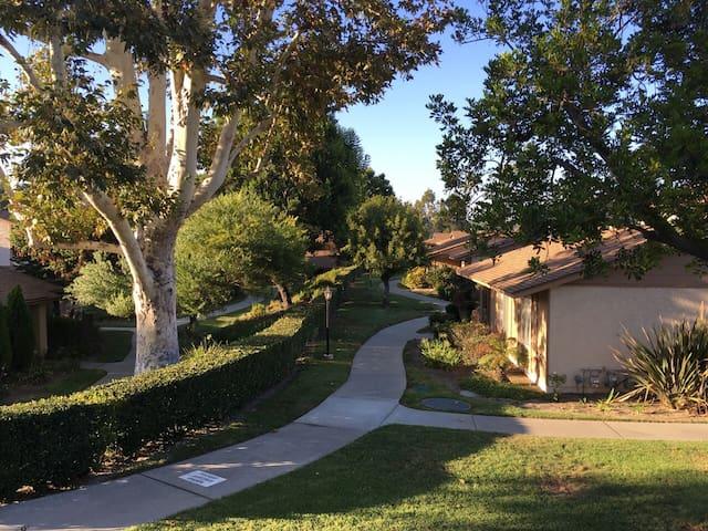 干净整洁的花园洋房 - Hacienda Heights - Rekkehus