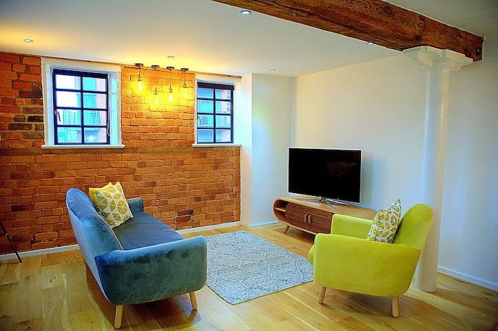 Quay Rest...'A Brilliant Place to Stay' - Gloucester - Appartement