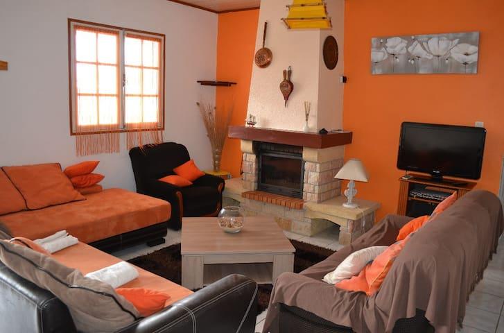 Grande villa 12 personnes Plaine des Palmistes - La Plaine-des-Palmistes - Casa