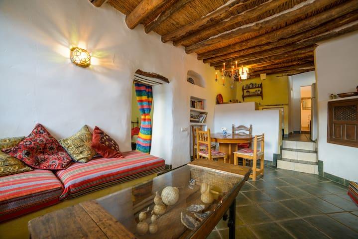 Cosy Moorish Casa in Andalucia - Alfornón - Huoneisto