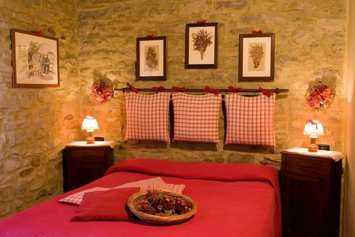 Renovated Borgo in the Apennines - Civitella di Romagna - Wohnung