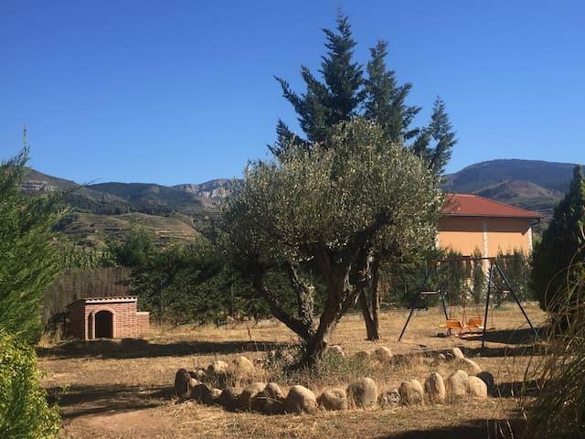 Casa de campo cerca de Logroño - Albelda de Iregua - Casa