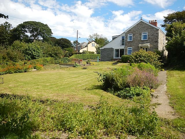Spacious detached Cornish House - Camelford - Hus