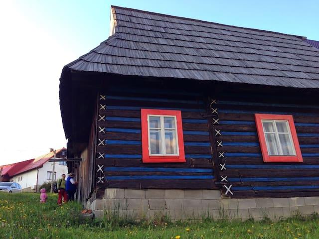 Charming cabin in High Tatras - Ždiar