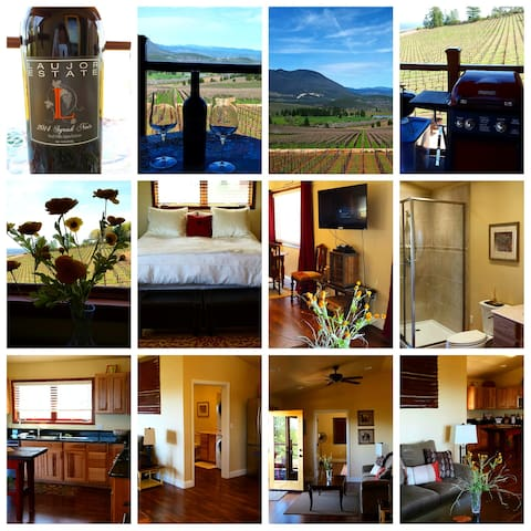 Laujor Vineyard Loft! - Kelseyville - Лофт