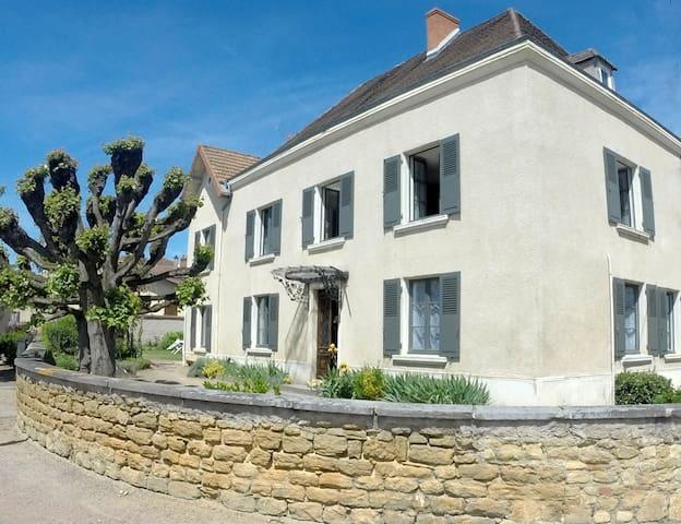 Gîte Esprit de Famille - Briennon