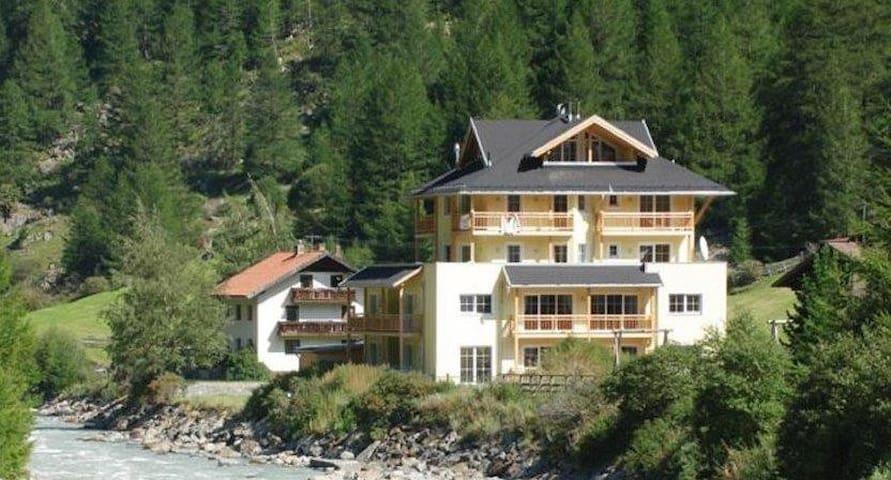 Two-bed (sleeps 6) apartment in the Tyrol - Soelden - Квартира