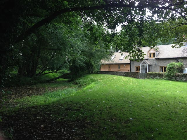 Goosepool Cottage - peaceful and perfect location - Herefordshire - Ev
