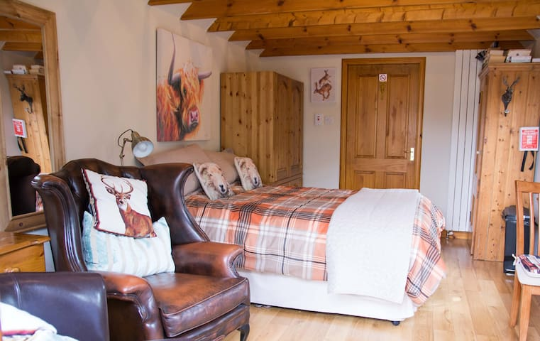 Beautiful serviced bothy hidden in lovely gardens - Arbroath - Overig
