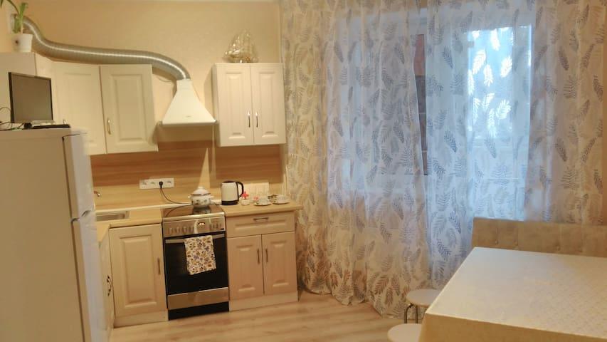 Уютная квартира с евро ремонтом в новом доме - Ivanteevka - Apartamento