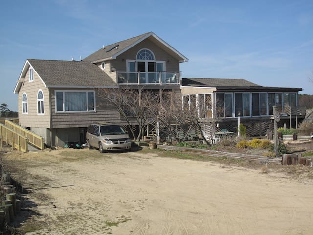 Big Stone Beach Summer House - Milford
