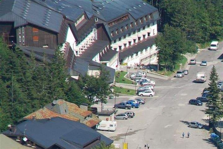Neve e sole in Val di Luce in grazioso monolocale - Abetone - Appartement en résidence