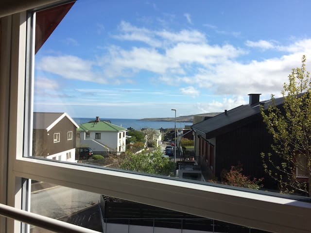 Perfect accommodation in perfect location - Tórshavn - Apartmen
