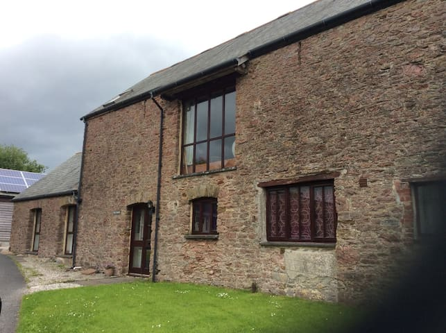 Barn in beautiful South Devon - Brixton - Casa