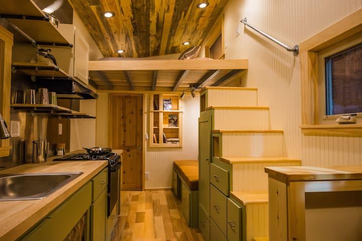 Warner's Hidden Corner, Tiny House! - Livermore