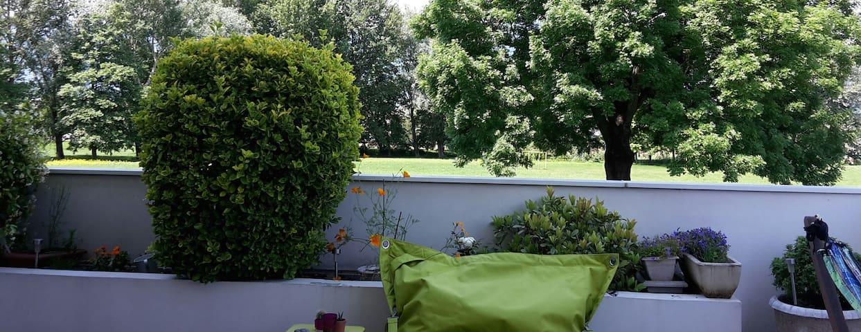 Appartement tout confort en bordure de Parc - Eybens