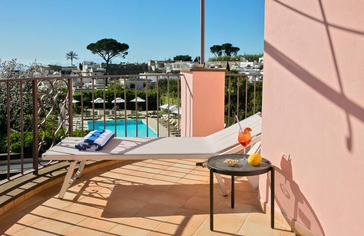 Suite Punta Carena - Anacapri - Boutique-hotelli